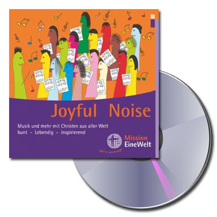 Joyful Noise CD