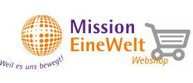 Online-Shop von Mission EineWelt