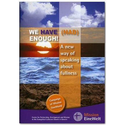 Materialheft zur Ernährungskampagne in englischer Sprache