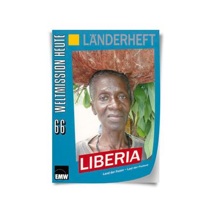 Weltmission heute, Nr. 66: Länderheft Liberia