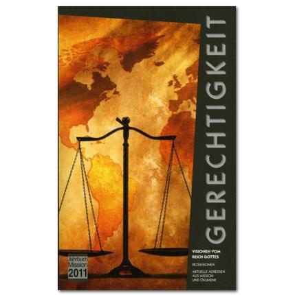 Jahrbuch Mission 2011: Gerechtigkeit