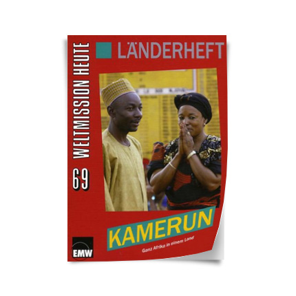 "Weltmission heute, Nr. 69: Länderheft ""Kamerun"""