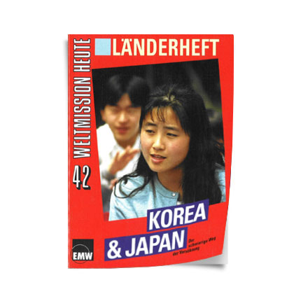 """Weltmission heute, Nr. 42: Länderheft """"Korea & Japan"""""""